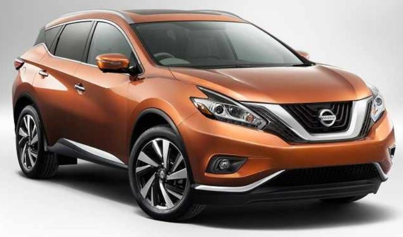 2017 Nissan Murano Changes Upgrades