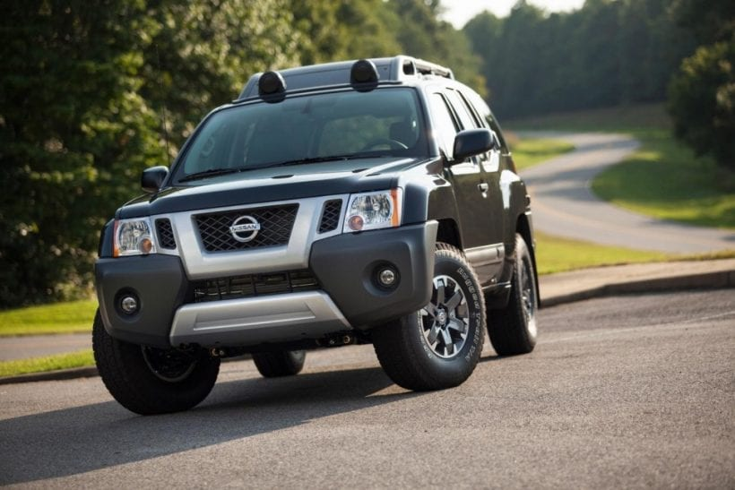 2017 nissan xterra concept redesign release date diesel. Black Bedroom Furniture Sets. Home Design Ideas
