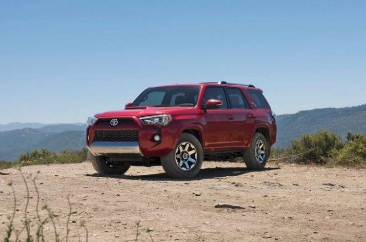 Source: motortrend.com - 2017 Toyota 4Runner TRD PRO