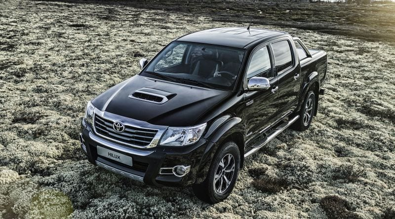 2017 Toyota Hilux Specs, Price, Release date, Engine