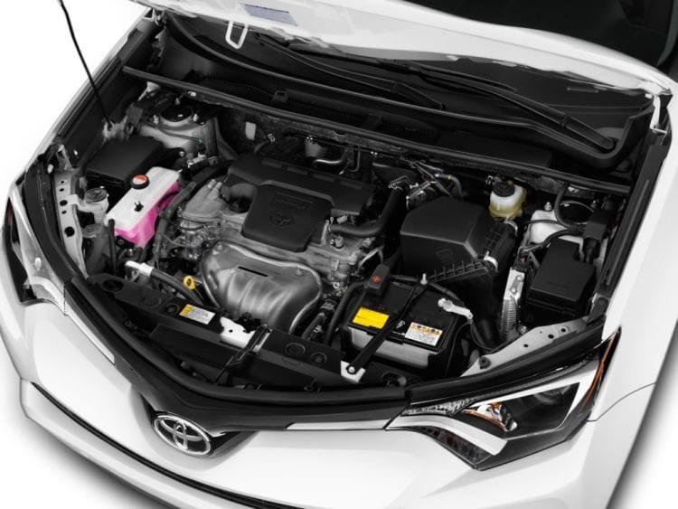 2017 Toyota RAV4 Engine