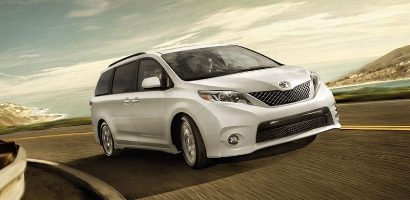 2017 toyota sienna redesign release date pictures changes toyota. Black Bedroom Furniture Sets. Home Design Ideas
