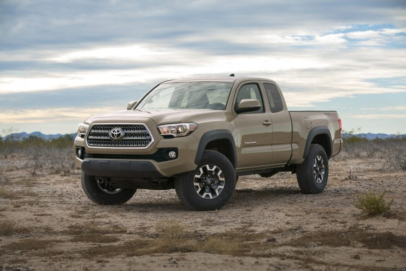 2017 Toyota Tacoma Diesel