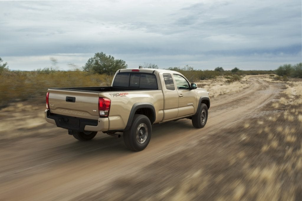 2017 toyota tacoma diesel redesign price mpg release date. Black Bedroom Furniture Sets. Home Design Ideas