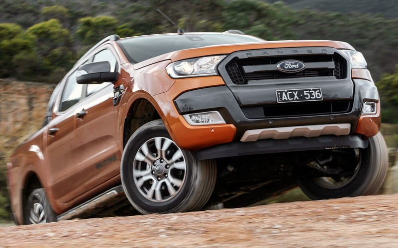 2018 Ford Ranger to be Released in Late 2018/Early 2019 ...