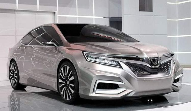 2018 Honda Accord Coupe Redesign And A Sporty Option