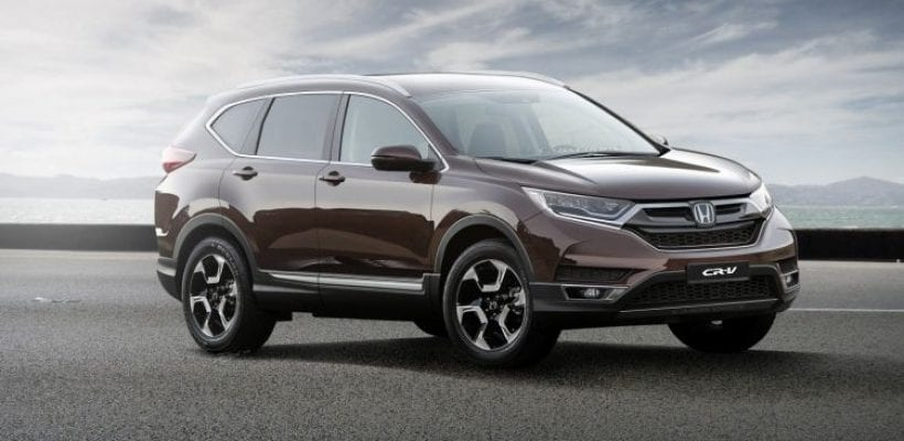 2018 Honda CR V U2013 Larger And More Expensive