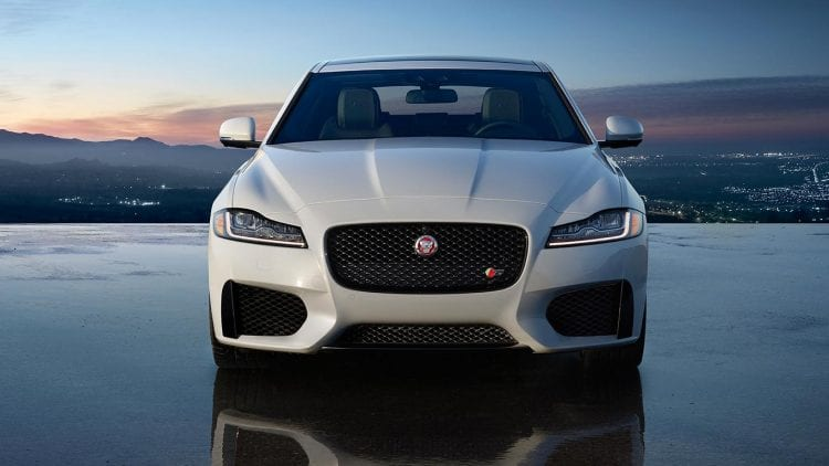 2017 model shown; Source: jaguarusa.com