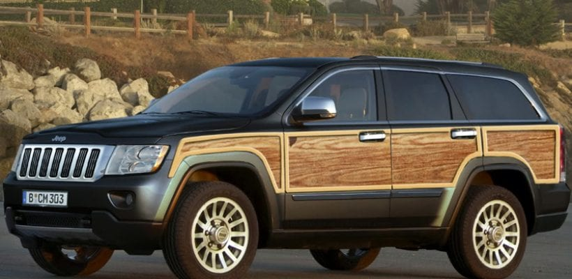 Jeep Grand Wagoneer Concept >> 2018 Jeep Grand Wagoneer Concept Rumors