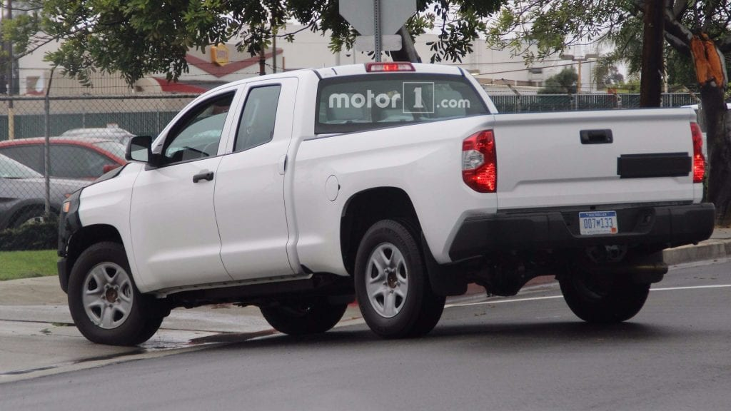 2018 Toyota Tundra  Price Rumors Specs Rendering