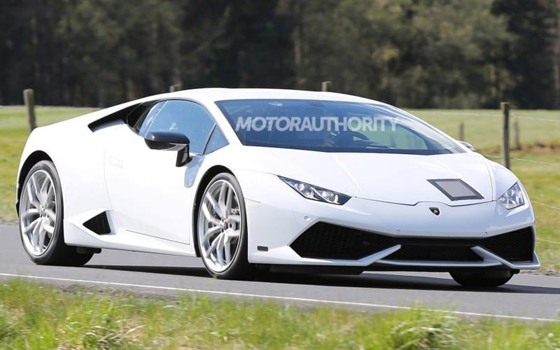 2018 Lamborghini Huracán Superleggera