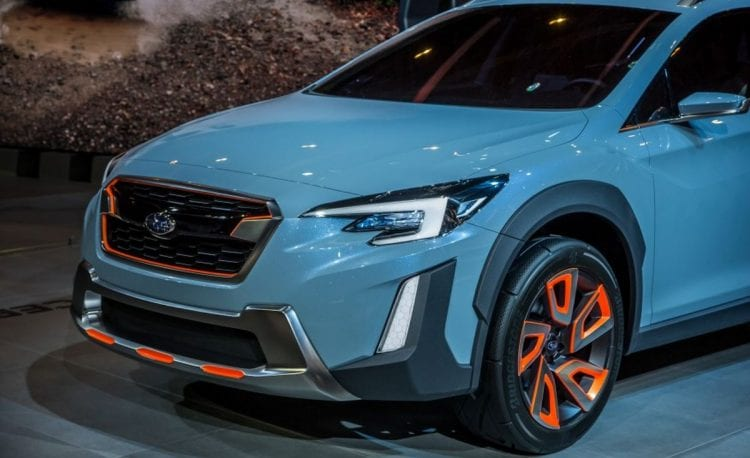 2017 subaru xv crosstrek review redesign price hybrid. Black Bedroom Furniture Sets. Home Design Ideas