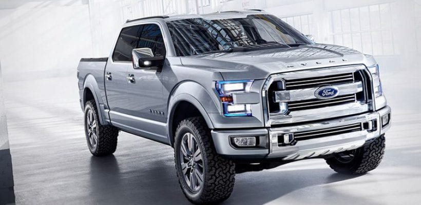 History of Ford Atlas