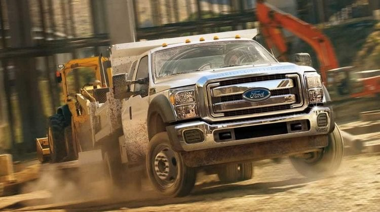 2016 Ford Super Duty Chassis Cab