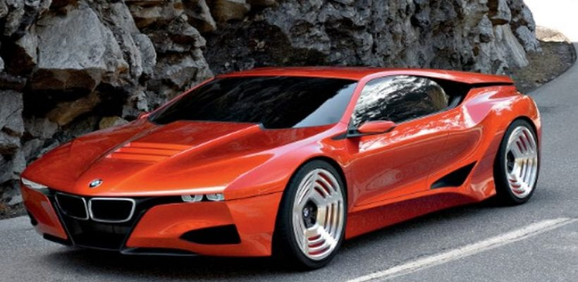 2016 BMW M8 Completely Different Design