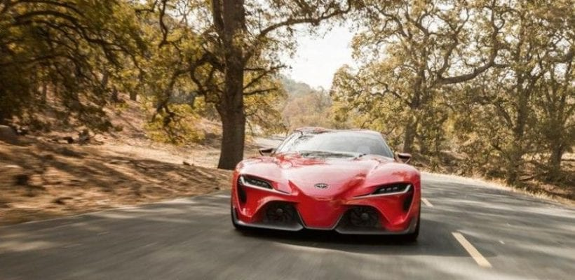 2018 Toyota Supra Rumors News Design Amp Performance