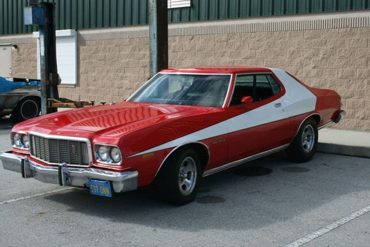 Source: bestcarinf.com - 1975 Ford Torino Grand Sport