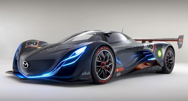 Source: topcarrating.com; Mazda Furai Concept
