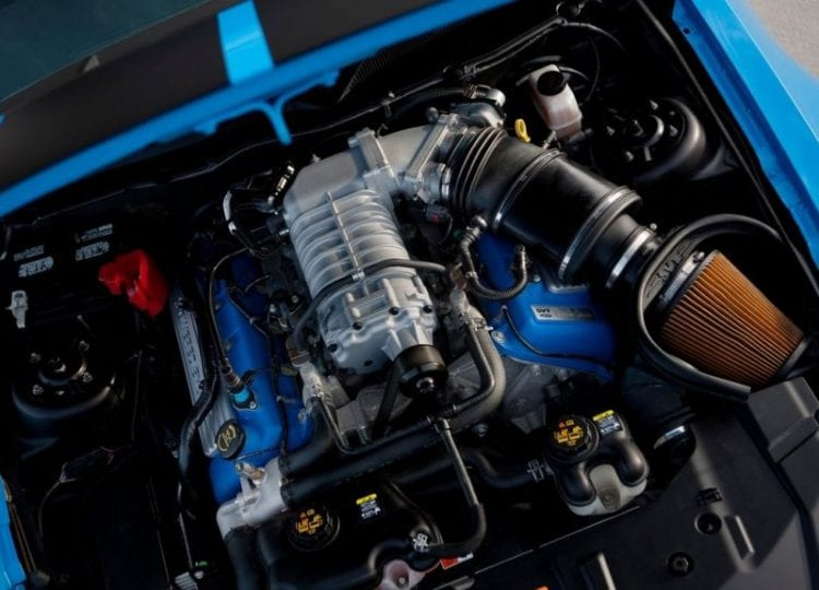2013 Ford Mustang Shelby Engine - Source: netcarshow.com