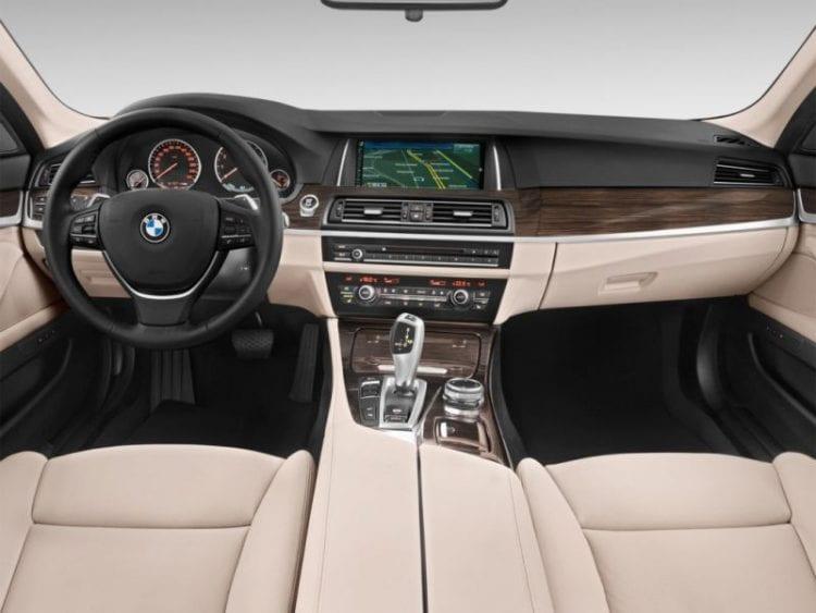 2016 Bmw 5 Series Sedan Review Price Pictures Interior Specs
