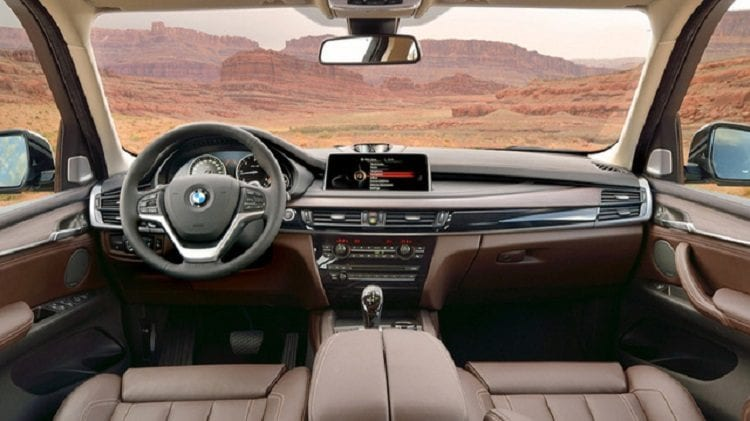 2016-BMW-X7-interior