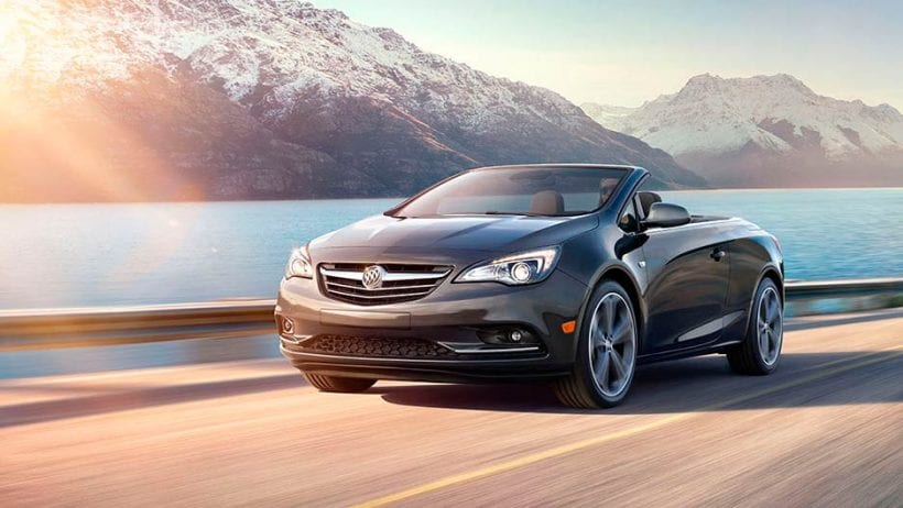 2016 buick cascada price msrp specs design interior for Cascada exterior