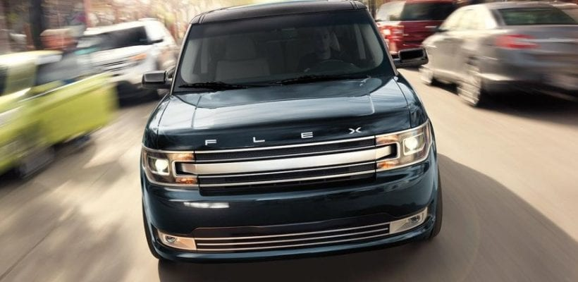 2016 Ford Flex Beautiful Inside And Out