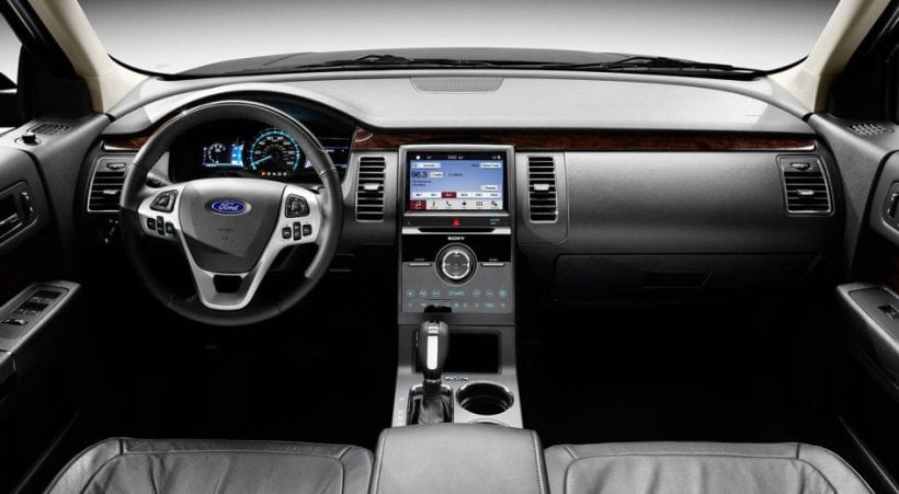 2016 Ford Flex Review Price Specs Pictures Interior
