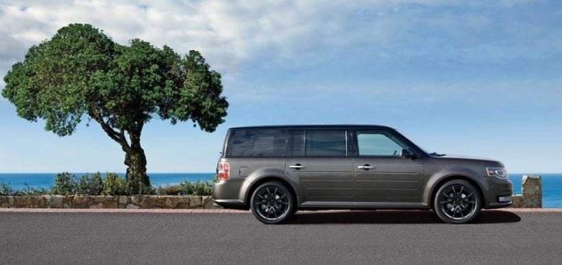 2016 ford flex review price specs pictures interior. Black Bedroom Furniture Sets. Home Design Ideas