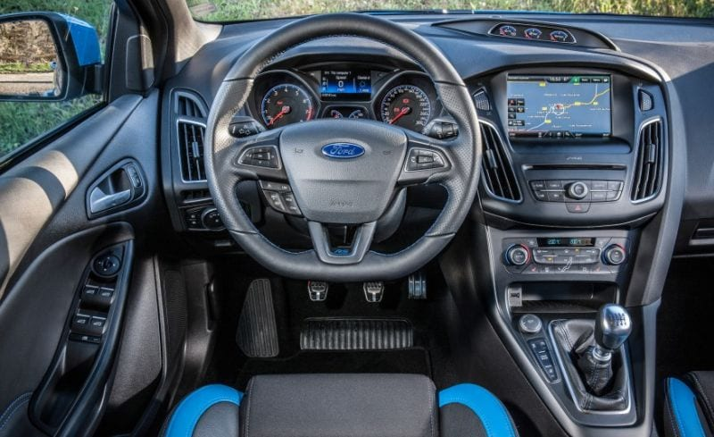 price ford review caradvice focus rs