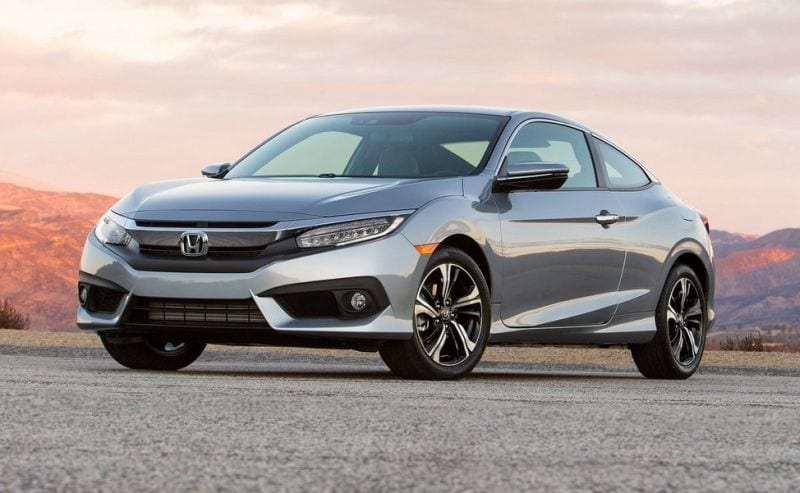 2016 honda civic coupe review release date price specs. Black Bedroom Furniture Sets. Home Design Ideas