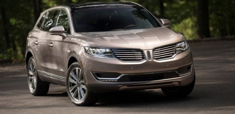 2016 Lincoln Mkx Not Just Another Luxury Suv
