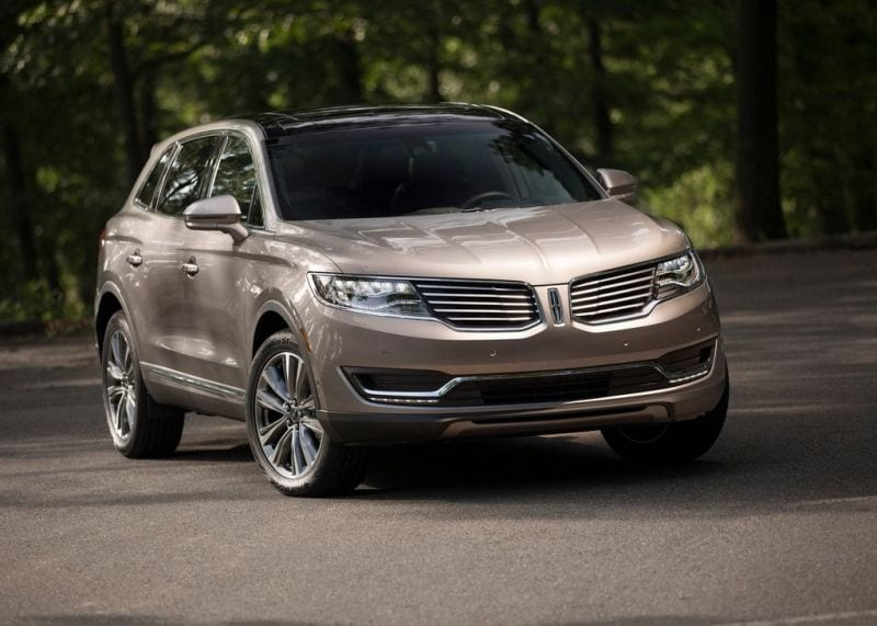 2016 Lincoln MKX Review, Specs, Interior, Photos, Price, Colors
