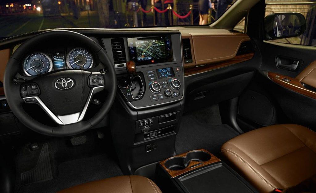 2016 Toyota Sienna Se >> 2016 Toyota Sienna Interior Redesign Specs Price Review