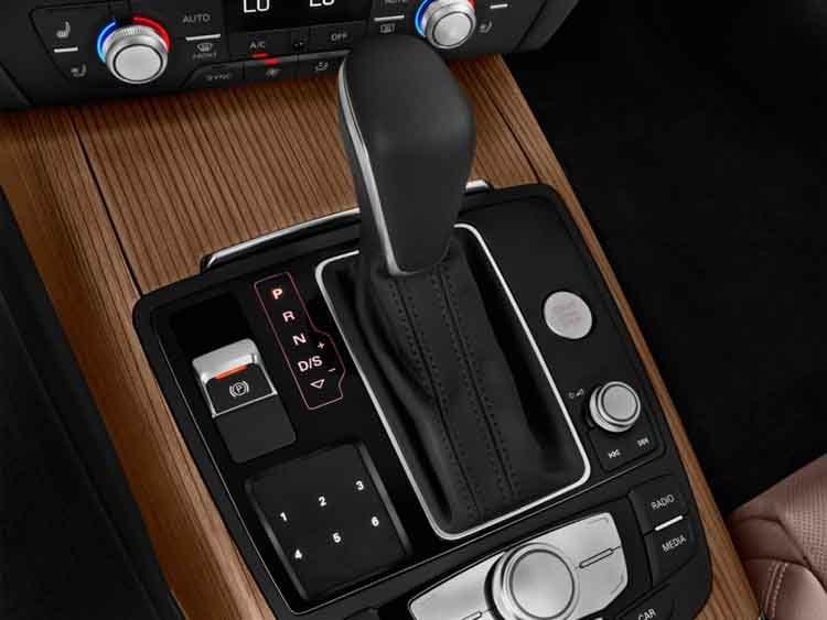 2017 Audi A7h