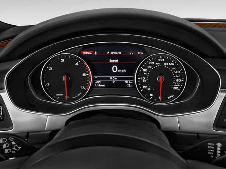 2017 Audi A7 Trim levels