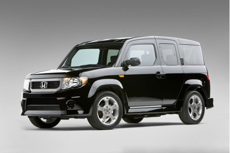 honda element rumors review pictures  price