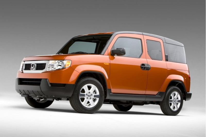 Used Honda Element >> 2017 Honda Element Rumors, Review, Pictures, Changes, Price