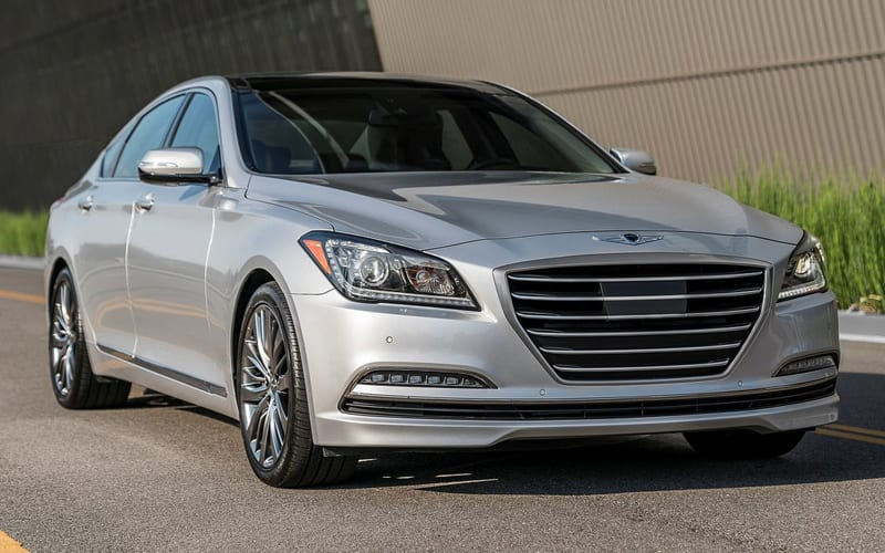 2017 hyundai genesis g80 prices specs release date carsoid news. Black Bedroom Furniture Sets. Home Design Ideas