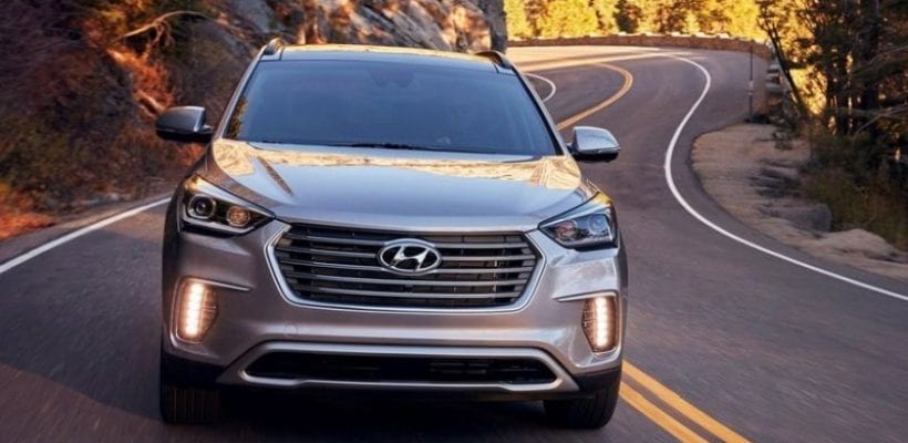 2017 Hyundai Santa Fe U2013 A Lot Has Changed Since 2001!