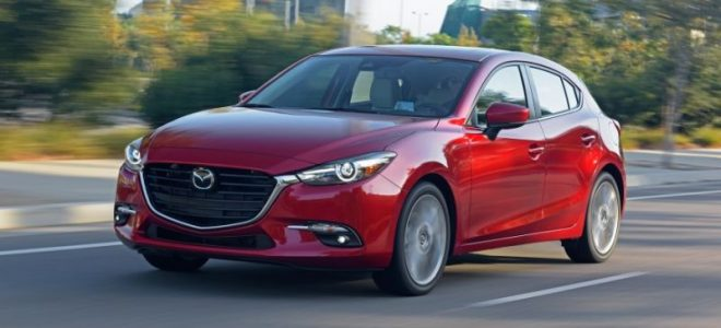 2017 mazda 3 hatchback sedan review price release date. Black Bedroom Furniture Sets. Home Design Ideas