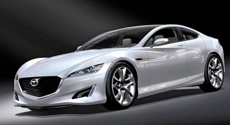 Source: carreviewsrelease.com; 2017 Mazda 6 Coupe Rendering Shown