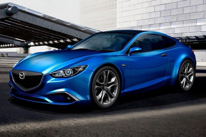 2017 Mazda 6 Coupe Price Release Date Specs Design