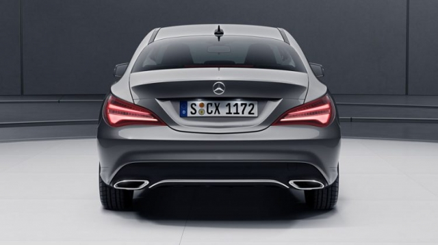 Mercedes Cla  Door Coupe Price