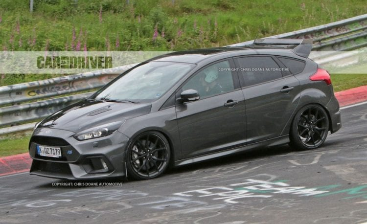 2018 Ford Focus RS500 Exterior
