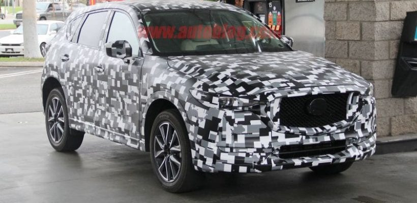 2018 Mazda Cx 5 Perfection Getting An Upgrade