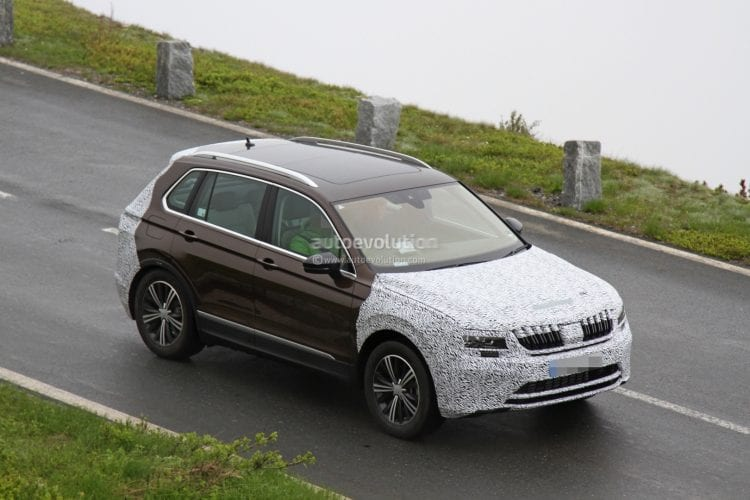2018 skoda yeti review specs price spy photos platform. Black Bedroom Furniture Sets. Home Design Ideas