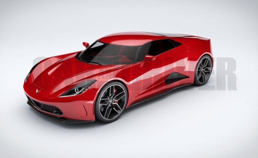 2019 Chevrolet Corvette C8 Concept, Pictures, Specs, Spy ...