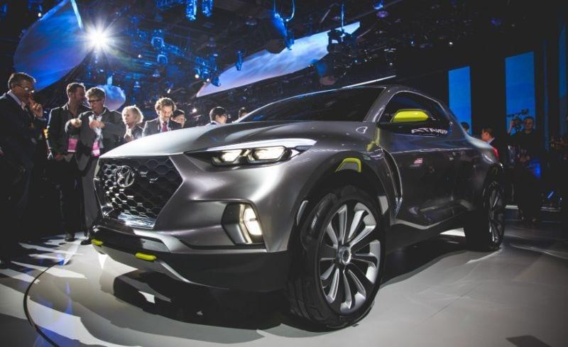 2019 Hyundai Santa Cruz Review, Price, Interior, Release ...