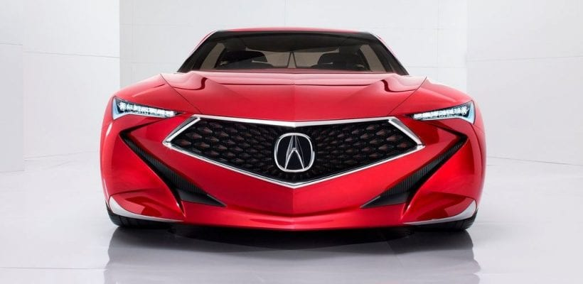 Acura Precision Concept Car Review Specs Price Review